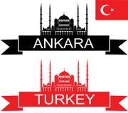 La Turchia Fotografie Stock Libere da Diritti