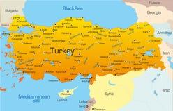 La Turchia Immagini Stock Libere da Diritti