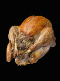 La Turchia arrostita Fotografia Stock