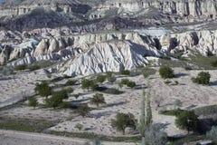 La Turchia, Cappadocia Fotografia Stock Libera da Diritti