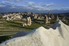 La Turchia, Cappadocia Immagini Stock