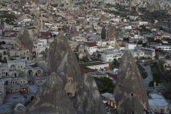 La Turchia Cappadocia Immagini Stock Libere da Diritti