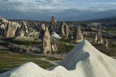 La Turchia, Cappadocia Fotografia Stock