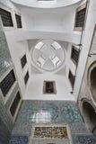 La Turchia, Costantinopoli, palazzo di Topkapi Immagini Stock Libere da Diritti