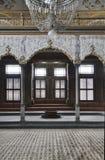 La Turchia, Costantinopoli, palazzo di Topkapi Fotografia Stock Libera da Diritti