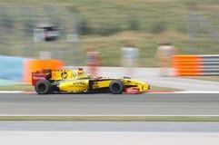 La Turchia F1 Robert 2010 Kubica Immagini Stock Libere da Diritti