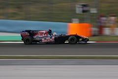La Turchia F1 Sebastien 2010 Buemi Immagini Stock Libere da Diritti