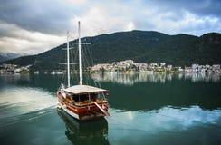 La Turchia MuÄŸla Fetiye Fotografie Stock Libere da Diritti