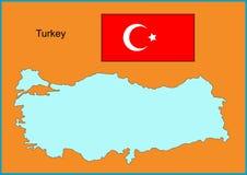 La Turquie Photographie stock