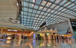 La Turquie Aéroport de Suvarnabhumi bangkok thailand Photo stock