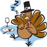 La Turquie bourrée Image stock