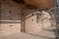 La Turquie, Demre, église de Saint-Nicolas photos stock