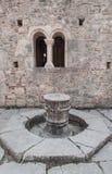 La Turquie, Demre, église de Saint-Nicolas, autel d'Artemis images libres de droits