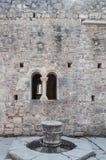 La Turquie, Demre, église de Saint-Nicolas, autel d'Artemis photographie stock