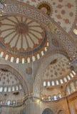 La Turquie. Istanbul. Mosquée bleue (Sultanahmet Cami) photographie stock libre de droits