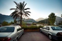 La Turquie, vue des montagnes Photos stock