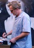 La TV, il film ed il teatro star Jeff Daniels immagini stock libere da diritti