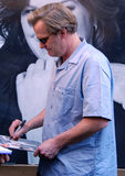 La TV, le film et le théâtre star Jeff Daniels Images libres de droits