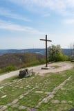 La ubicación del monumento del parque de Birkenkopf Stuttgart pasa por alto la visión Panora Fotografía de archivo libre de regalías
