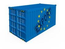 La UE exporta Fotografía de archivo