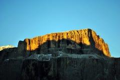 La UNESCO de las dolomías Fotografía de archivo