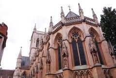 La universidad de Cambridge en Inglaterra imagenes de archivo