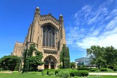 La Universidad de Chicago imagen de archivo libre de regalías