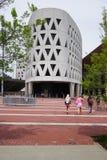 La universidad de Cincinnati, Ohio imágenes de archivo libres de regalías
