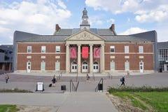 La universidad de Cincinnati, Ohio foto de archivo libre de regalías