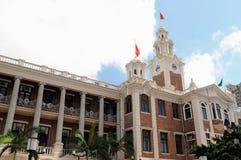 La universidad de Hong-Kong imágenes de archivo libres de regalías