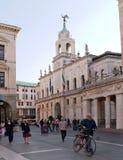 La universidad de Padua Foto de archivo libre de regalías