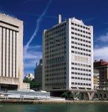 La universidad de Rockefeller Imagenes de archivo