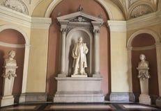 La universidad de Viena foto de archivo