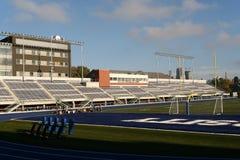 La universidad se divierte el estadio Imagen de archivo