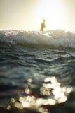 La vague Photographie stock