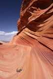 La vague, Arizona Photo libre de droits