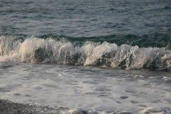 La vague de la mer Images libres de droits
