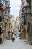 La Valetta. A cityview of La Valetta, Malta Royalty Free Stock Photography
