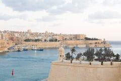 La Valette à Malte Images stock