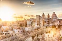 La Valette, capitale de Malte Images stock