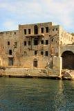 La Valette, Malte, juillet 2014  image libre de droits
