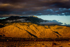 La vallée de Coachella, la Californie Photo stock