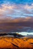 La vallée de Coachella, la Californie Image stock