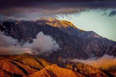 La vallée de Coachella, la Californie Photographie stock libre de droits