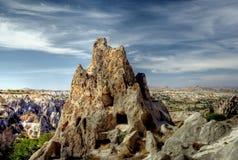 La vallée de gorome chez la dinde Photos libres de droits