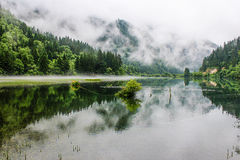 La vallée de Jiuzhaigou photographie stock