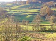 La vallée de Troutbeck Photo stock