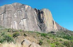 La valle della montagna sull'isola del Madagascar Fotografia Stock Libera da Diritti