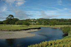 La valle di Conwy 01 Fotografie Stock Libere da Diritti