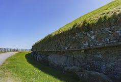 La valle storica di Boyne - Na Boinne di Bru immagini stock
